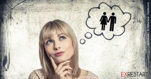 5 Anzeichen die Dir verraten, ob Deine Ex Dich zurück will