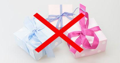 Geburtstagsgeschenk für Ex-Freundin