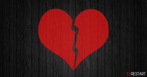 Liebeskummer überwinden, so bewältigst Du den Herzschmerz.