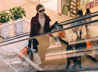 Ort Nr. 1: Einkaufszentrum