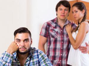 Tipp Nr. 5: Bleibe locker, wenn Dein:e Ex jemand neues datet