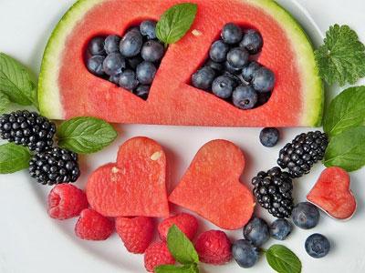 Tipp Nr. 1: Ernähre Dich gesund.